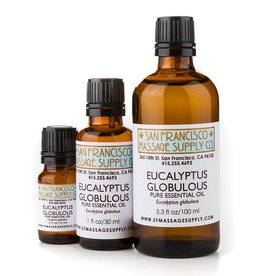 Eucalyptus Globulous Essential Oil