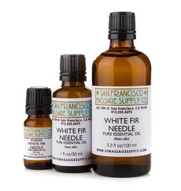 White Fir Needle Essential Oil