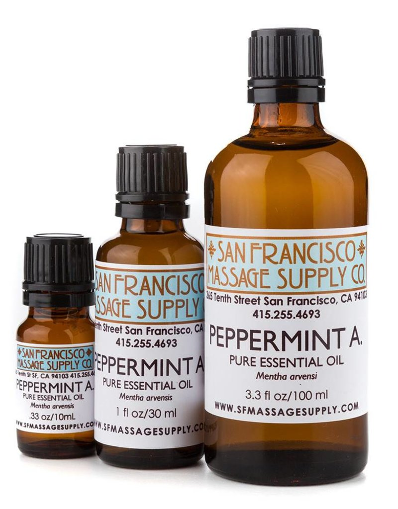 Peppermint A Essential Oil