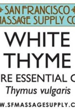 White Thyme Essential Oil