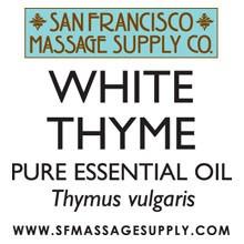 White Thyme Essential Oil