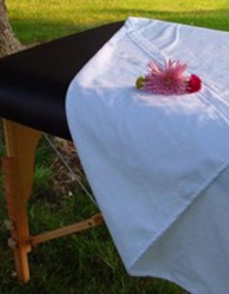 Single Flat Flannel Sheet