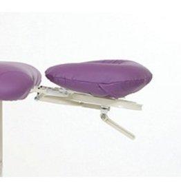 Pisces Productions Face Rest Platform w/Memory Foam Cushion