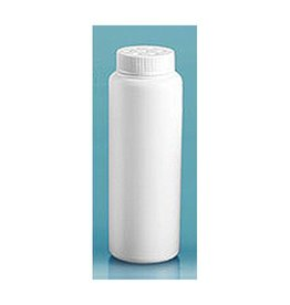 White Powder Bottle
