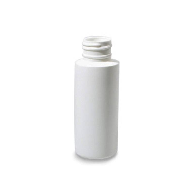 White Cylinder Bottle 1oz w/choice of top
