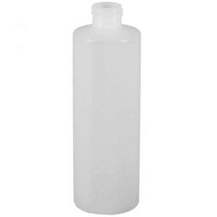 Straight Cylinder Bottle 8 oz