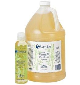 Earthlite Nut Free Massage Oil 1 Gallon