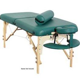 Custom Craftworks Luxor Business Basics Massage Table Package
