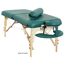 Custom Craftworks Luxor Business Basics Massage Table Package