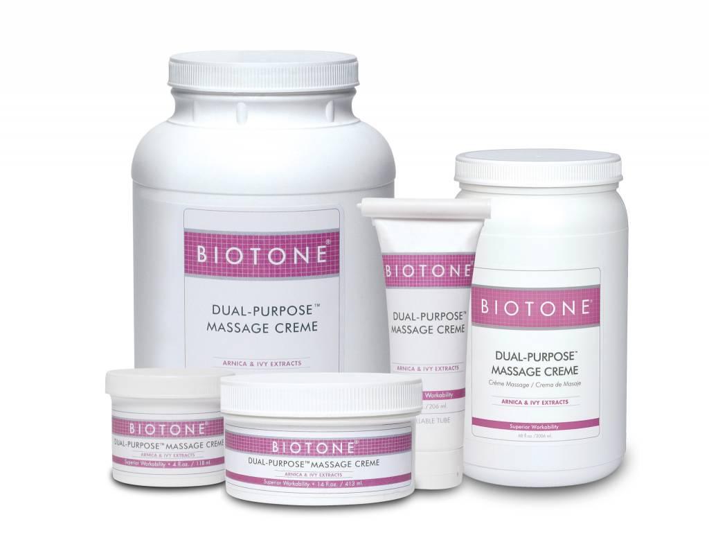 Biotone Dual Purpose Massage Creme
