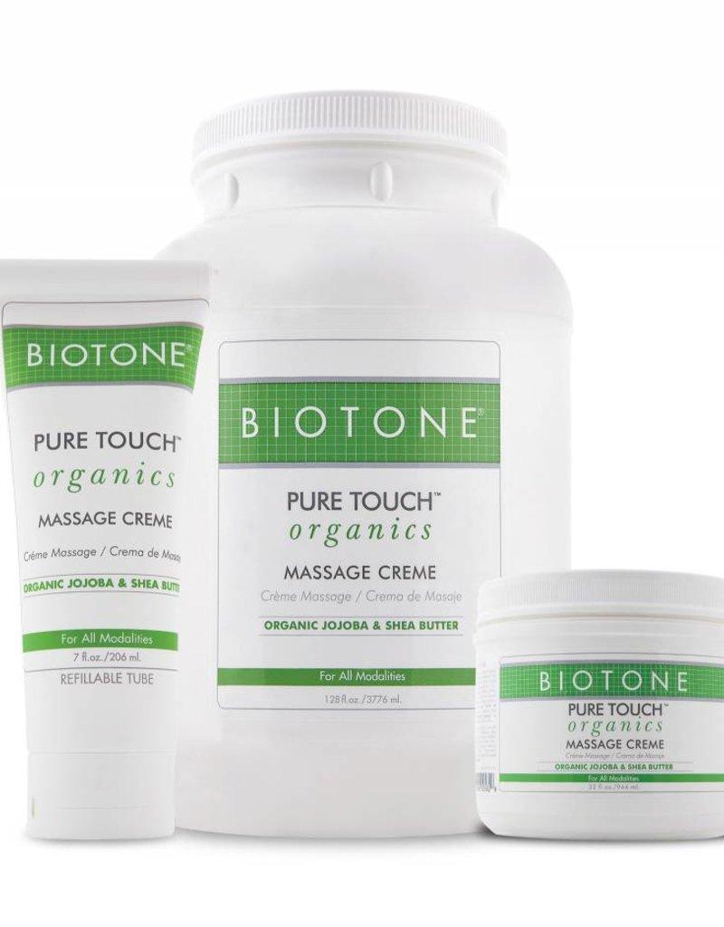 Biotone Pure Touch Organic Massage Creme
