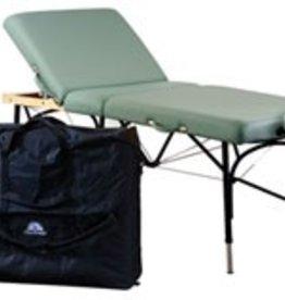 Oakworks Alliance Tilt Top Massage Table Package