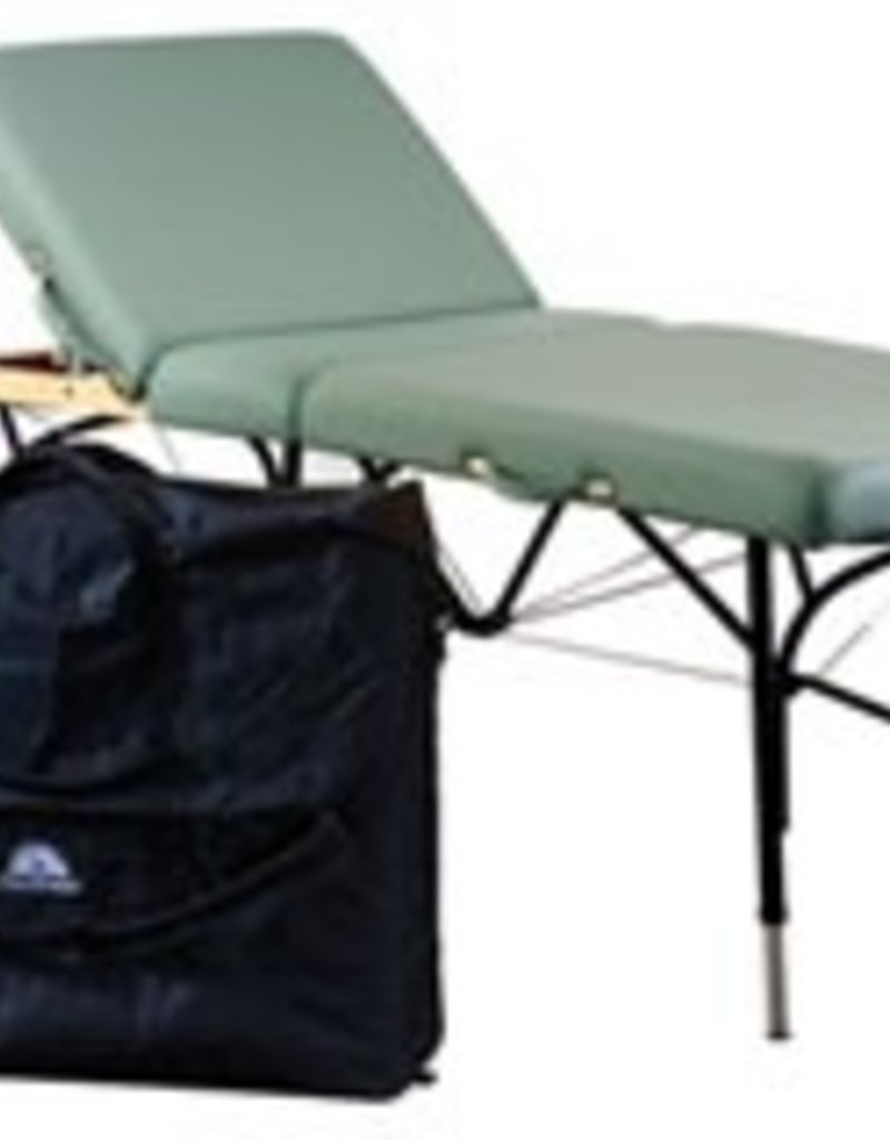 Oakworks Alliance Tilt Top Massage Table Package