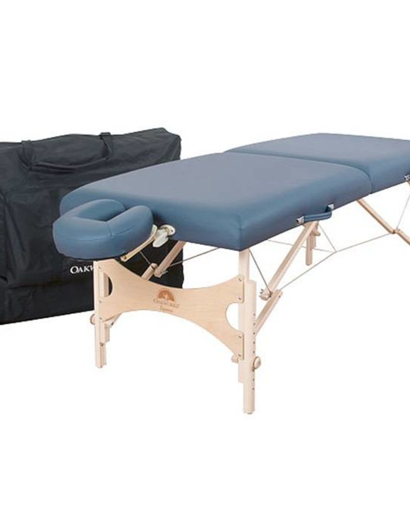 Oakworks Equinox Massage Table Package