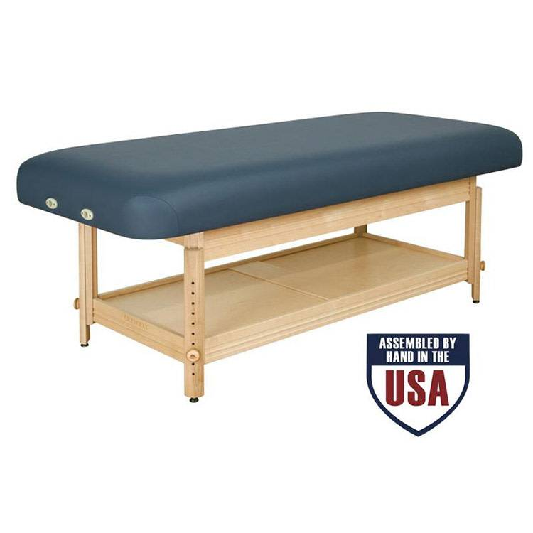Oakworks Clinician Flat Top Stationary Table