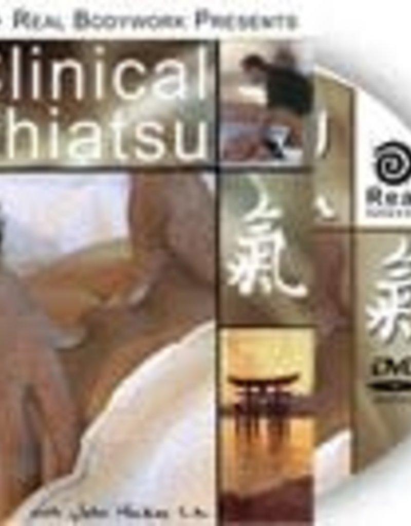 Clinical Shiatsu with John Hickey