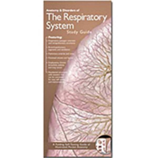 Pocket Study Guide - Respiratory System