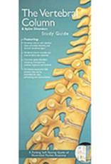 Pocket Study Guide - Vertebral Column