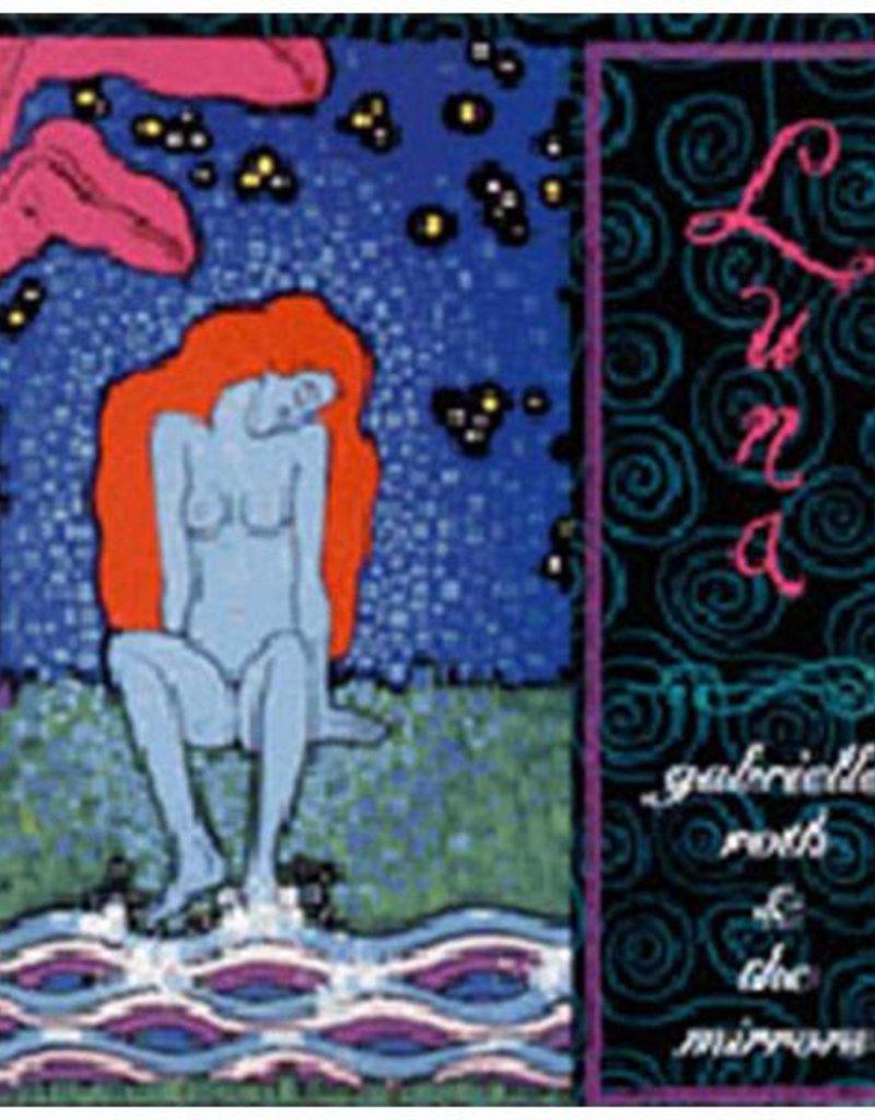Luna - Gabrielle Roth & the Mirrors CD