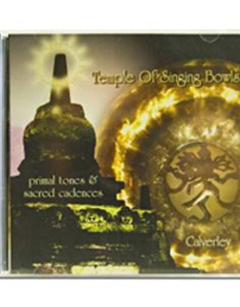 Temple of Singing Bowls CD
