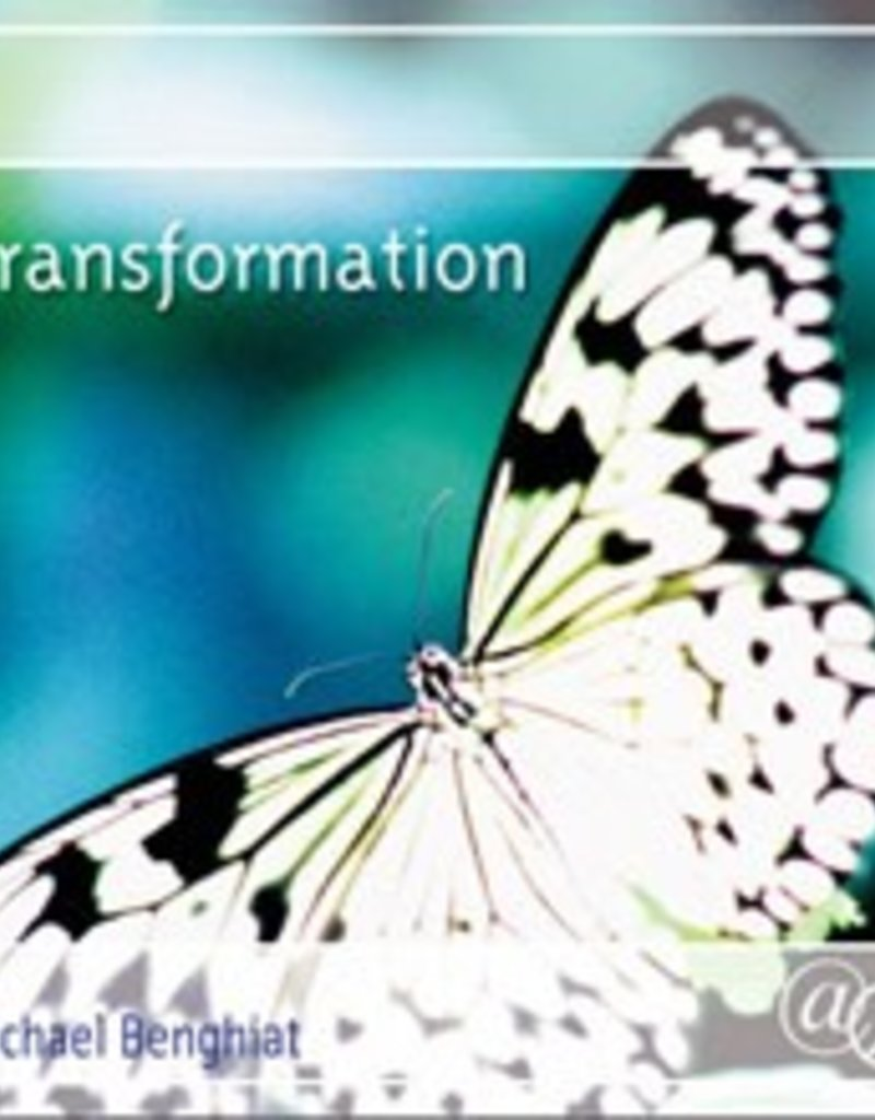 Transformation CD by Michael Benghiat