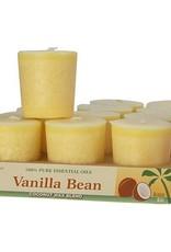 Organic Vanilla Bean Votive