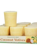 Unscented Votive Candles