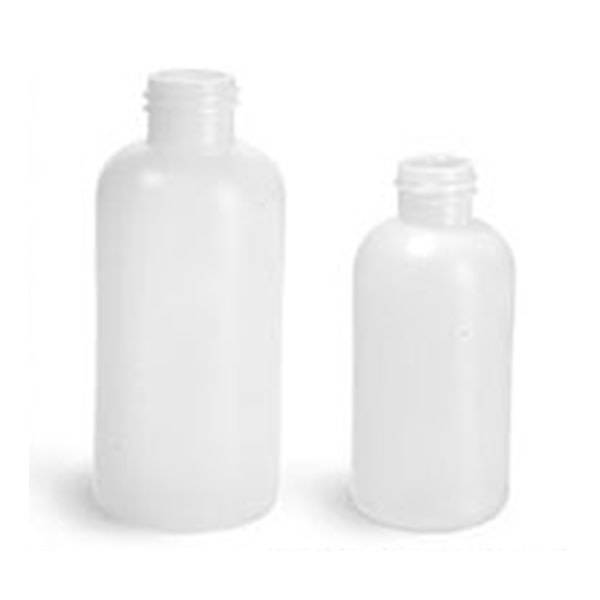 Boston Round Bottle 4 oz