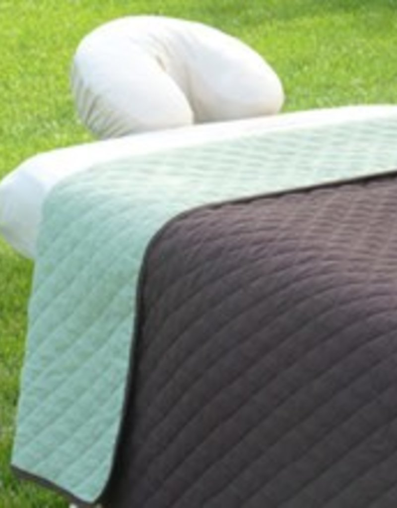 Comphy Co Microfiber Quilted Blanket