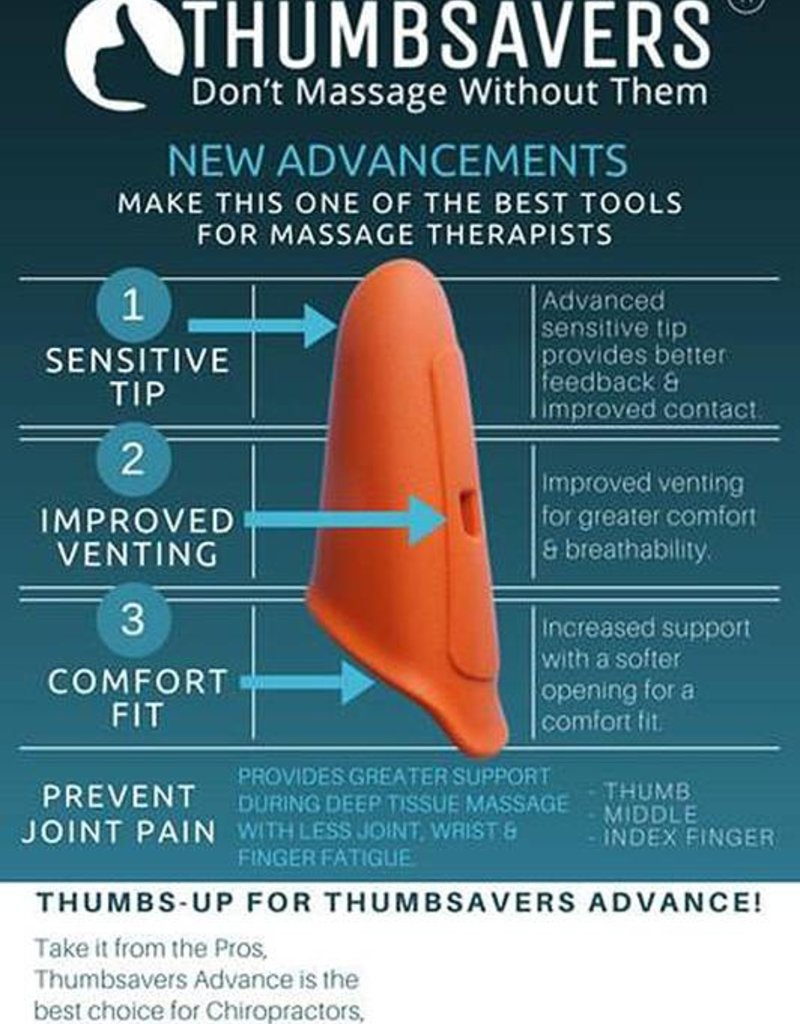 NEW & IMPROVED ThumbSavers