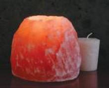 Mini Himalayan Salt Tealight Holder