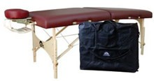 Oakworks One Massage Table Package