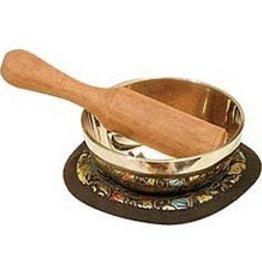 Tibetan Bowl Ring Gong Set