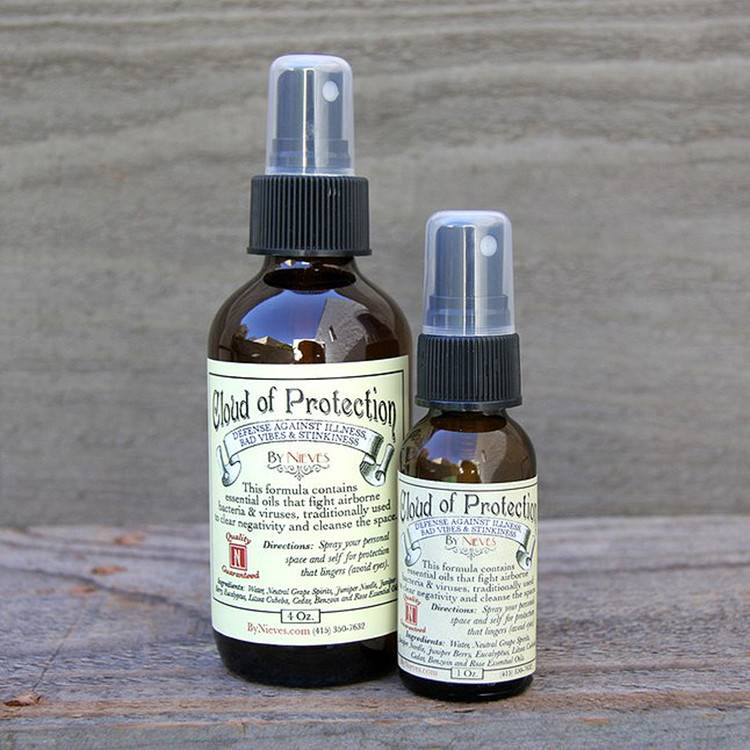 By Nieves - Cloud of Protection Spray 1oz