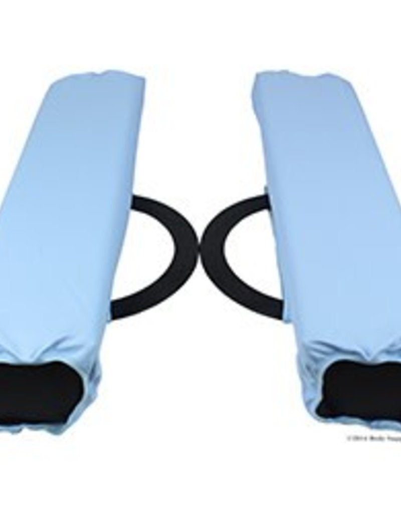 Body Support Systems Flannel Cover Set for Arm Rests