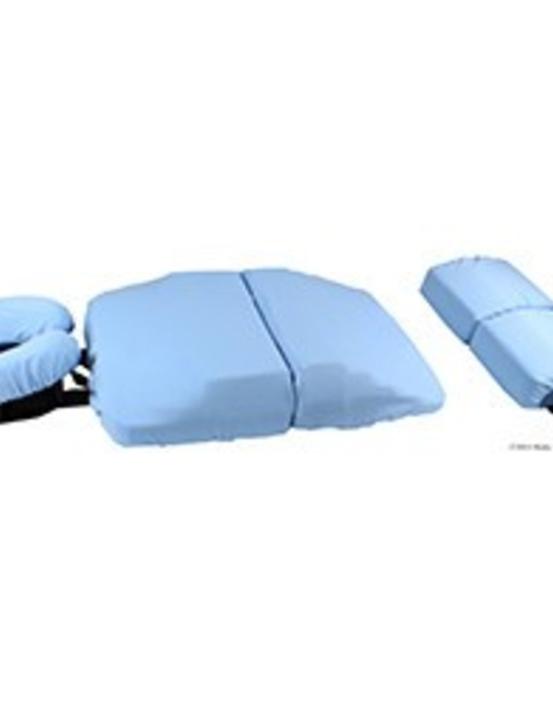 Body Support Systems Flannel Cover Set for Body Cushion w/Split Leg