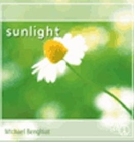 Sunlight CD by Michael Benghiat