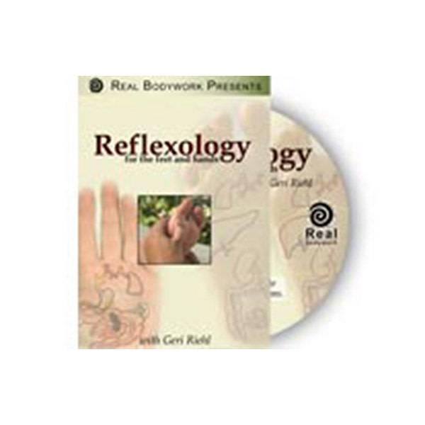 Reflexology for Feet & Hands with Geri Riehl