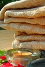Harmony Cotton Spa Blanket Sage or Tan