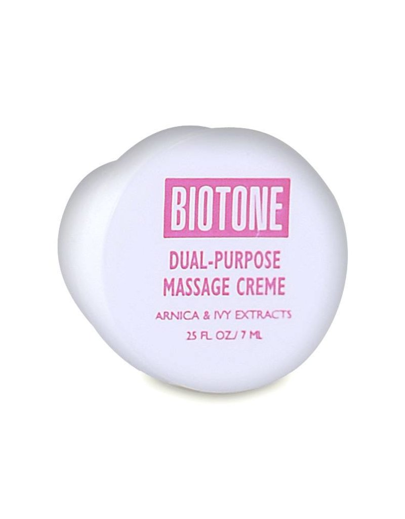 Biotone Dual Purpose Massage Creme Sample Size