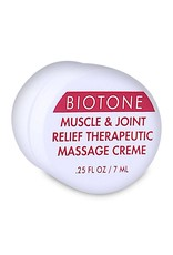 Biotone Muscle & Joint Relief Creme Sample