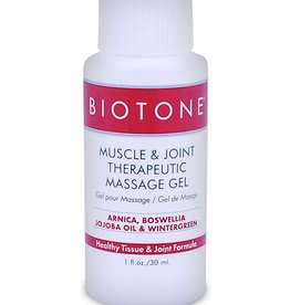 Biotone Muscle & Joint Relief Gel Sample