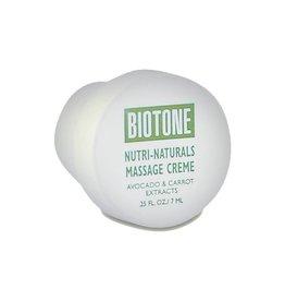 Biotone Nutri Naturals Creme Sample Size