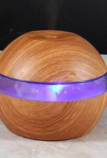 Wood Grain Ultrasonic Aroma Essential Oil Diffuser 200ml
