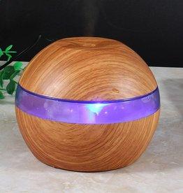 Wood Grain Ultrasonic Aroma Essential Oil Diffuser 200ml