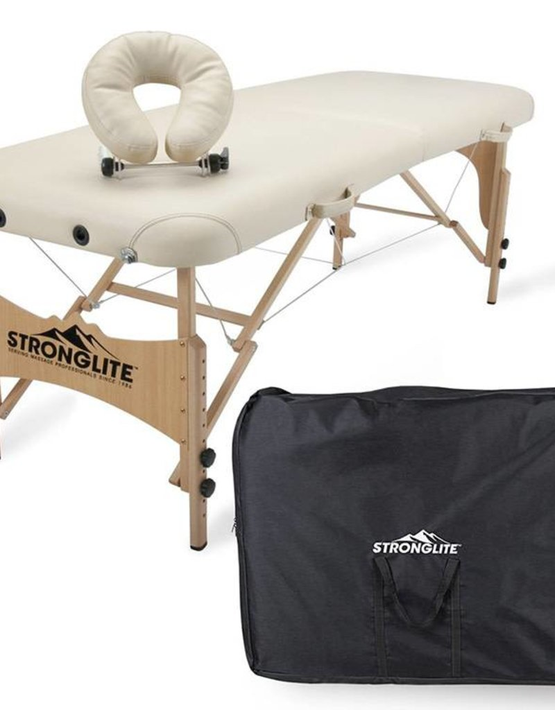 Stronglite Shasta Massage Table Package