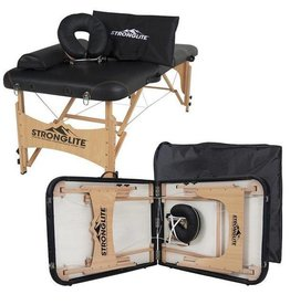 Stronglite Olympia Massage Table Package
