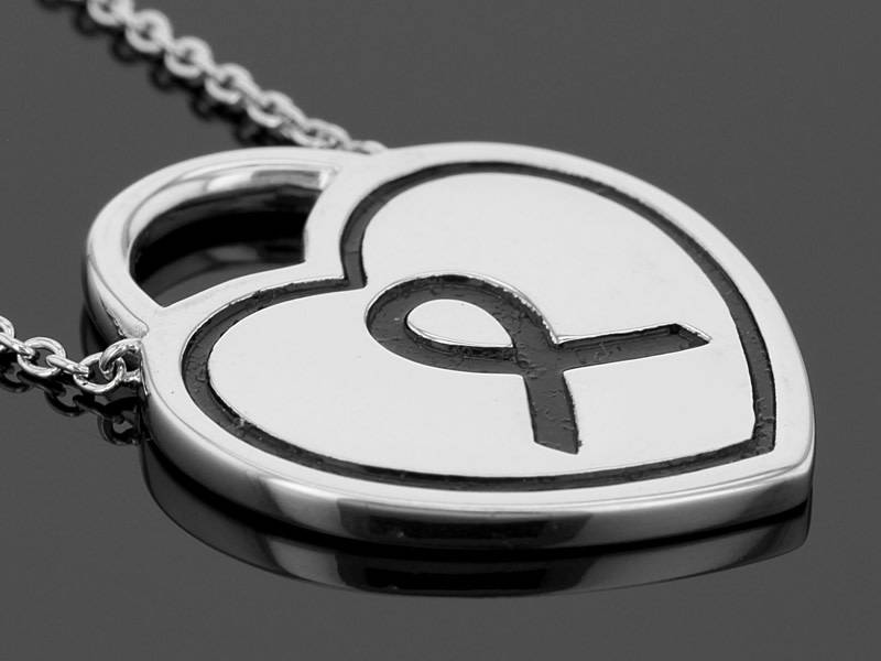 L5 Foundation L5 Heart Necklace