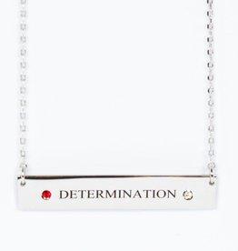L5 Red Determination Necklace