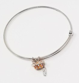 Chelsea Taylor Gameday Charm Bracelet Charm